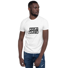 Load image into Gallery viewer, Angry Barista Logo T-Shirt
