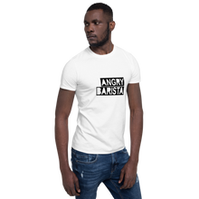 Load image into Gallery viewer, Angry Barista Logo T-Shirt - Angry Barista