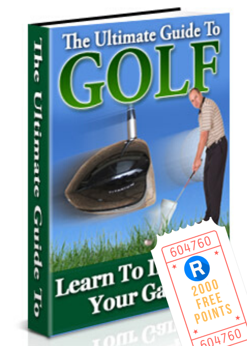 The Ultimate Guide to Golf - Learn to Improve your Game