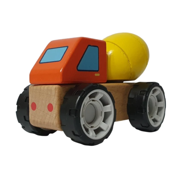 DIY Vehicles Series - Cement Truck - Playfull Tribe Toys