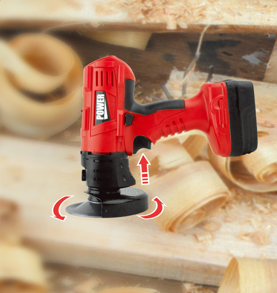 4-in-1 Power Drill