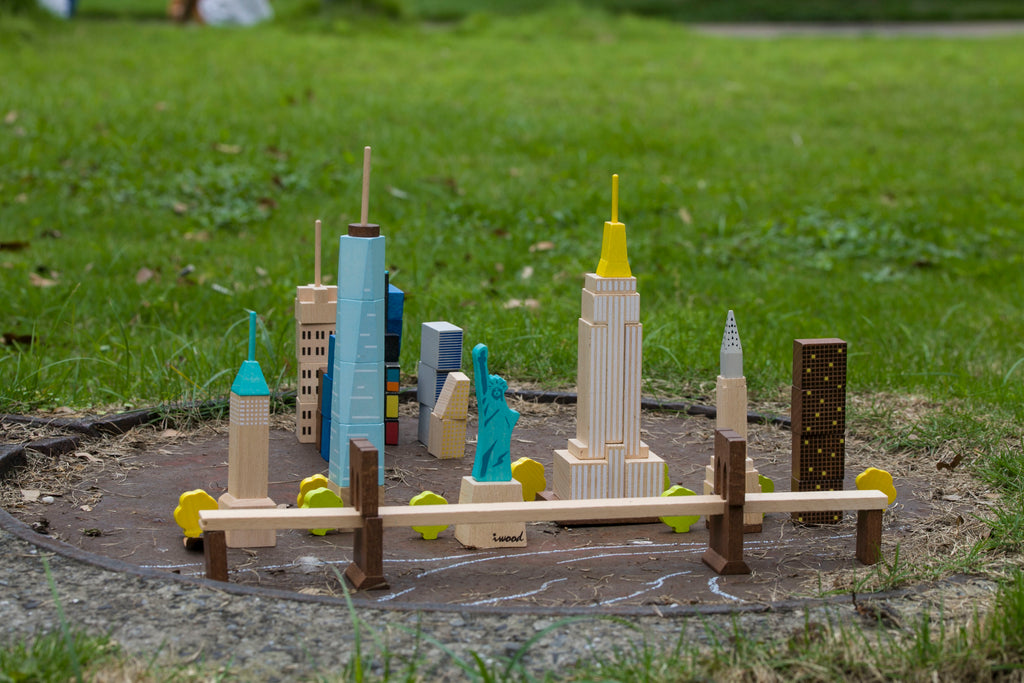 City Impressions of New York - Playfull Tribe Toys