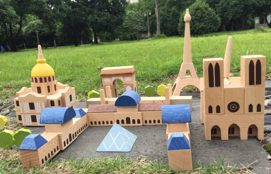 City Impressions of Paris - Playfull Tribe Toys