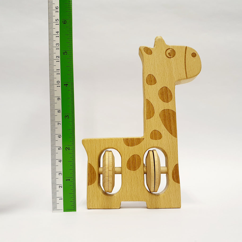 Sing Along Animal Series Teether - Giraffe