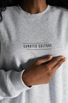 Curated Culture Oversized Sweater