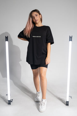Curated Culture Oversized Tee