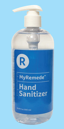 16.9 oz. Hand Sanitizer | Full Color Customization | Made in China | 5-7 Days | Minimum is 1 Box of 24