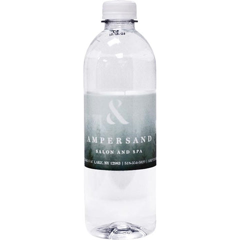 16.9 oz. Bottled Water | Full Color Customization | Made in USA | 3-5 Days | Minimum is 1 box of 144