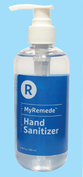 9.46 oz. Hand Sanitizer | Full Color Customization | Made in China | 5-7 Days | Minimum is 1 Box of 36