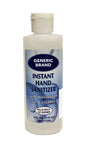 4 oz. Hand Sanitizer Gel | No Customization | USA Made | 5-7 Days | Case of 10 or 60