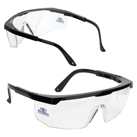 Safety Glasses | 1 Color Customization | Made in China | 5-7 Days | Minimum is 1 box of 100