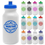 20 oz. Bike Bottles | 1 Color Customization | Made in USA | 1-2 Weeks | Minimum is 1 Box of 200