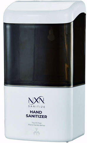 Automatic Touch-Free Sanitizer Wall Dispenser | No Customization | Made in China | 5-7 Days | Minimum is 1 Piece