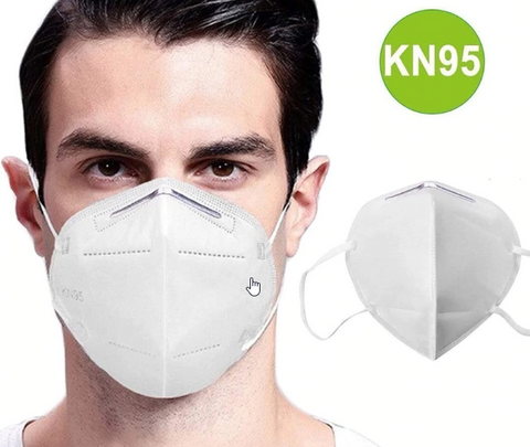 KN95 Face Mask - No Customization | Made in China | 5-7 Days | Minimum is 1 Box of 30