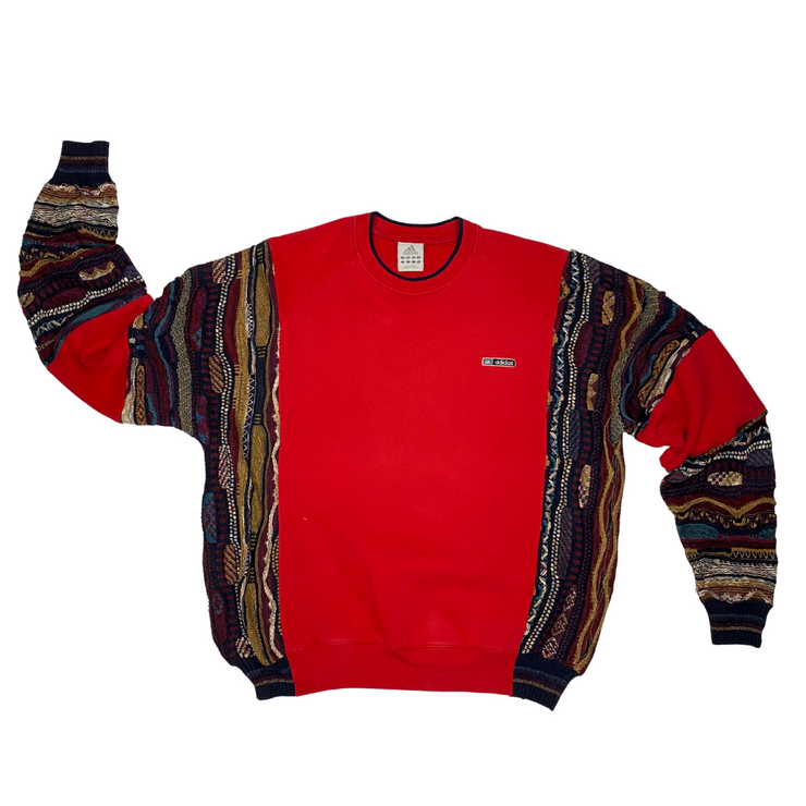 Adidas Red Coogi Rework (M)
