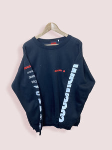 L 2002 Vintage Ducati World Ducati Week Sweatshirt