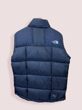 Load image into Gallery viewer, M Vintage TNF Nuptse 800 Puffer Black Coat