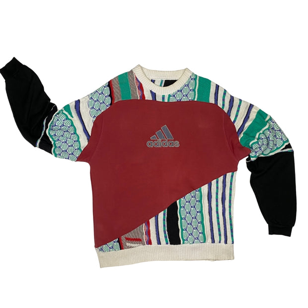 Adidas Coogi Rework Red/Black (XL)