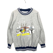 North Pole 80s Printed Sweatshirt (M)