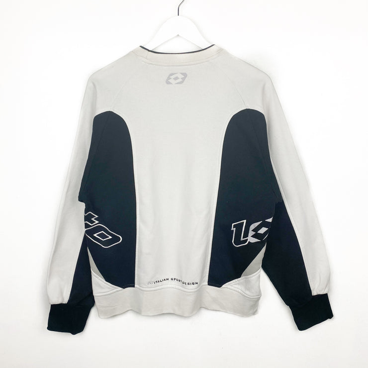 Lotto Vintage Sweatshirt (S)