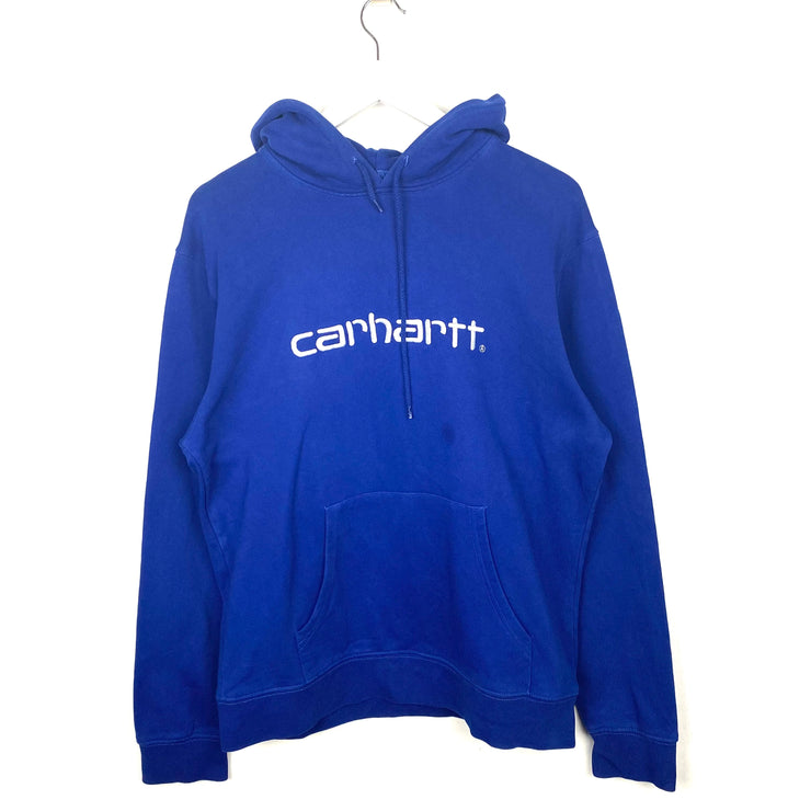 Carhartt Embroidered Spell Out Hoodie (L)