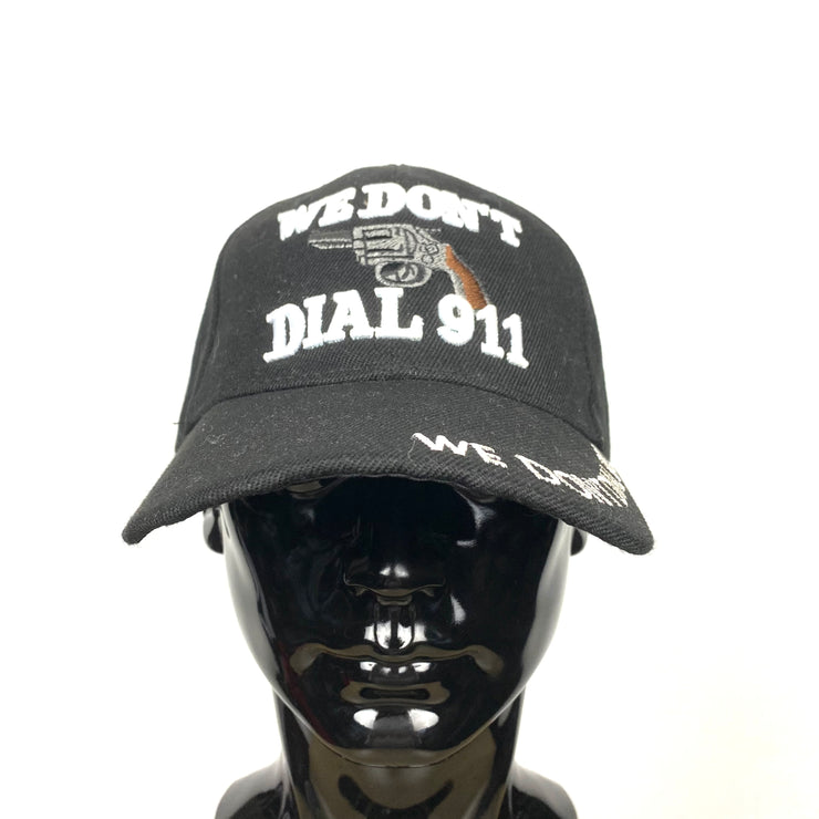 We Don't Diall 911 Vintage Cap
