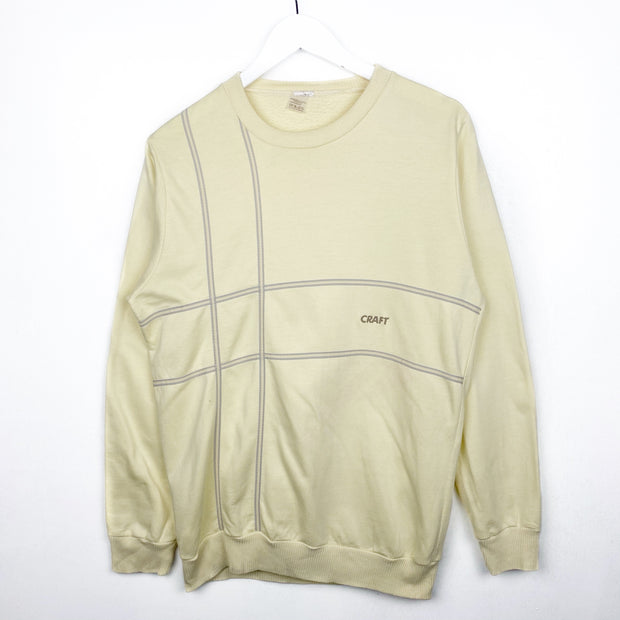 Retro 80s Craft Sweatshirt (M)