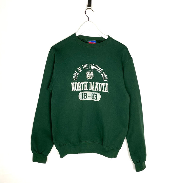 Champion North Dakota Sweatshirt (S)