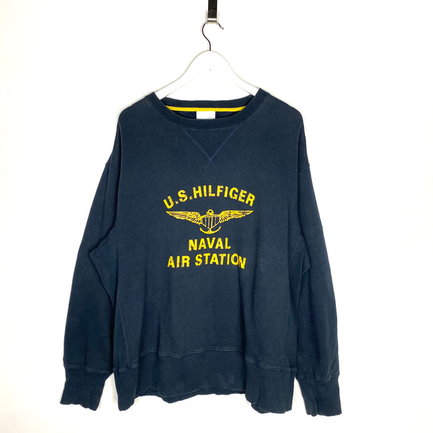 Tommy Hilfiger Naval Air Station Sweatshirt(M)