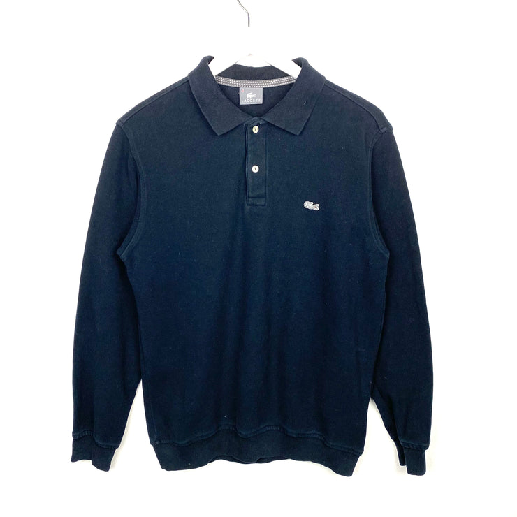 Lacoste Long Sleeve Polo Sweatshirt (S)