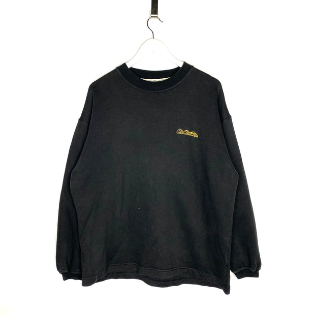 Quiksilver Embroidered Logo Sweatshirt (M)