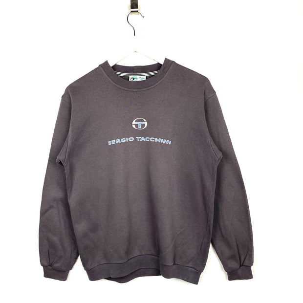 Sergio Tacchini Spell Out Sweatshirt (XS)