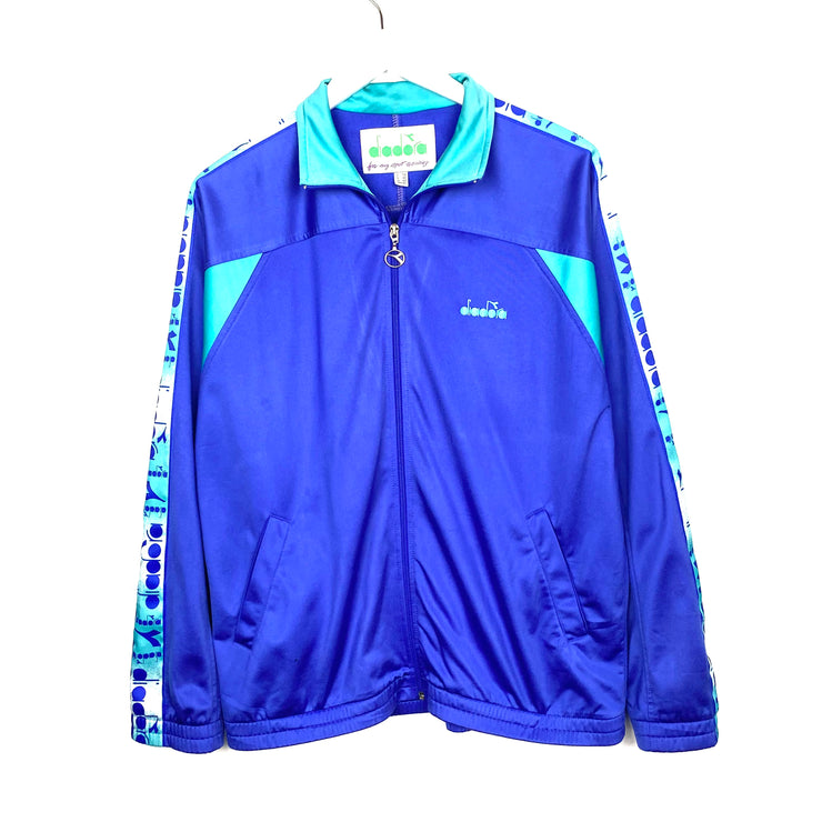 DiaDora Full Zip Track Top (M)