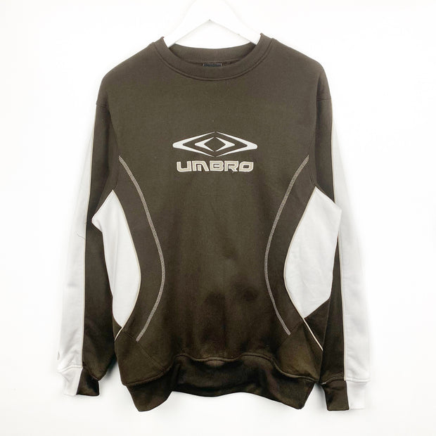 Umbro Spell Out Sweatshirt (M)