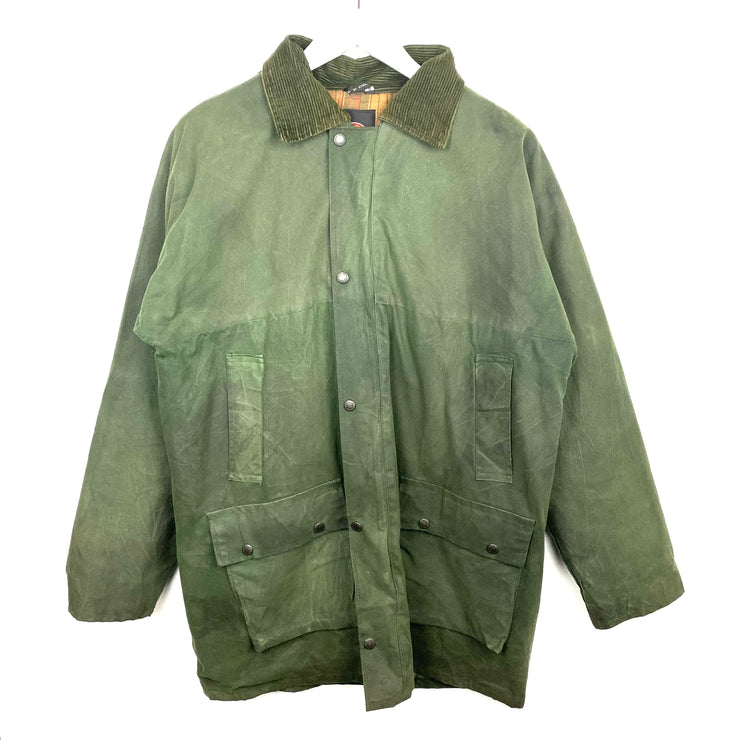 Dickies Waxed Parka Jacket (S)