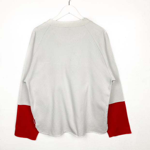 Dickies Spell Out V-Neck Sweatshirt (M)