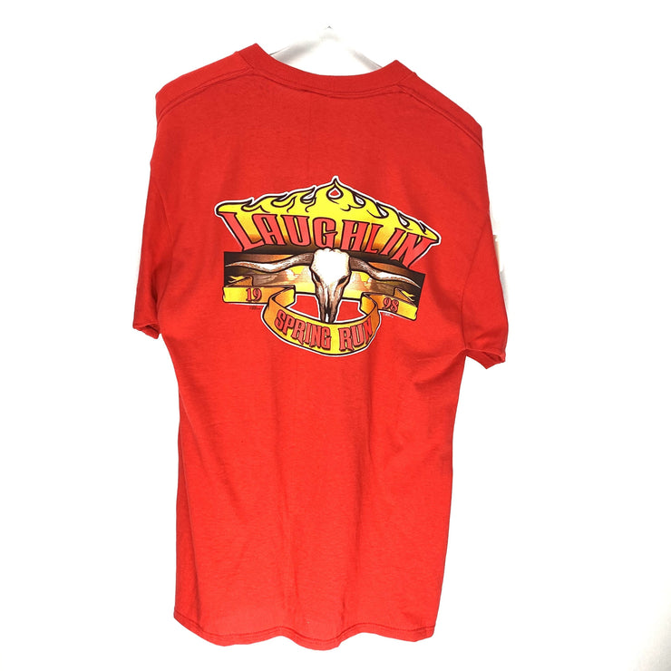 Laughlin Spring Run '98 Tee (L) - DURT