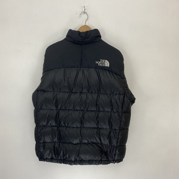 M Black North Face Puffer Jacket - DURT