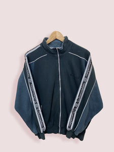 M Vintage Champion Track Top with Champion Shoulder Tape - DURT