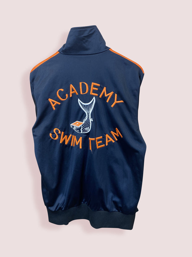 S Nike US Academy Swim Team Track Top - DURT
