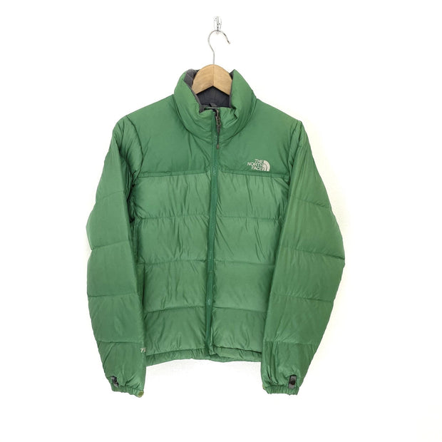 S North Face Green Nupste Puffer - DURT