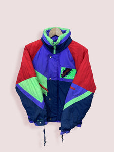 S Vintage Performance by Chief Full Zip Ski Coat - DURT
