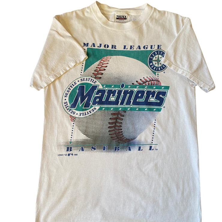Seattle Mariners Baseball Tee (S) - DURT