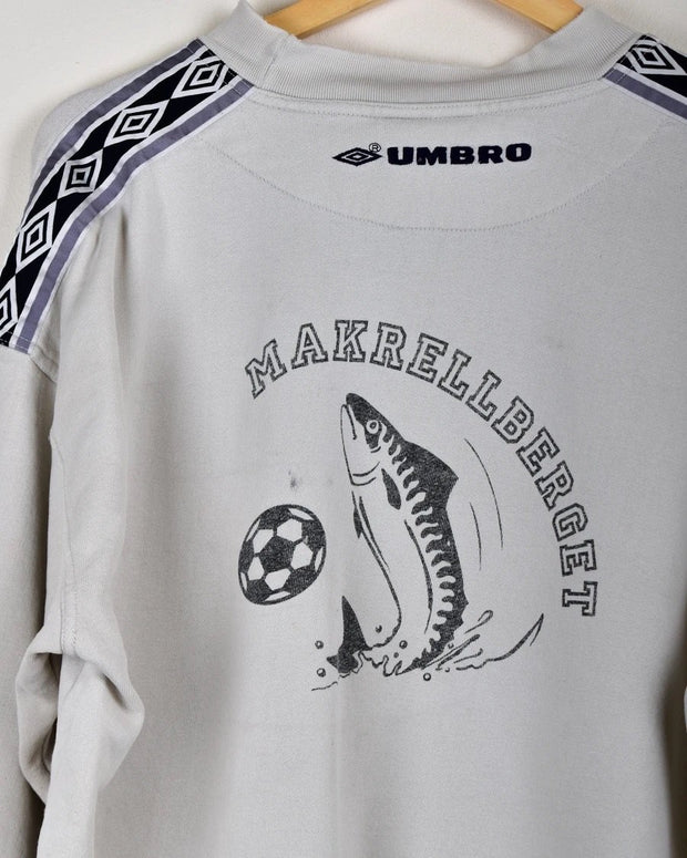 Umbro Sport Taped Sweatshirt (L) - DURT