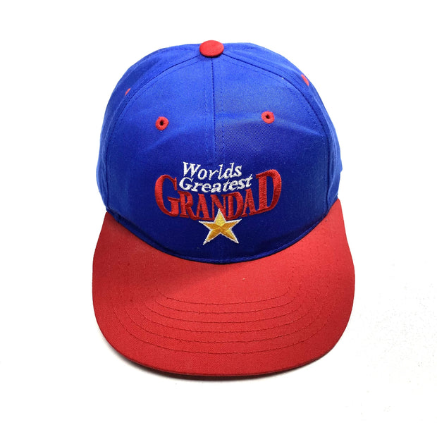 World's Greatest Grandad Vintage Cap - DURT