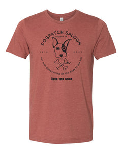 Dogpatch Saloon Men's Tee