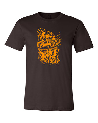 Gilberth's Latin Fusion Men's Tee