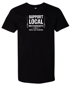 Support South City Men's Tee