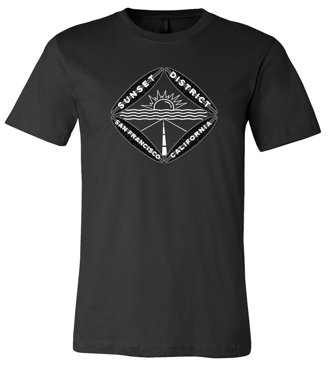 Sunset District Men's T-Shirt