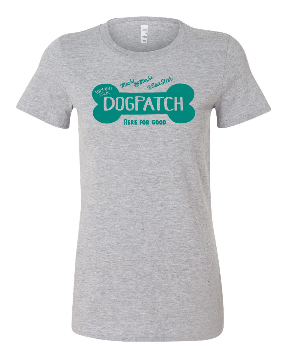 Dogpatch Moshi Moshi / Sea Star Women's Tee